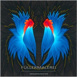 blaue Ableitung Phoenix Erwachen Axel Neumann