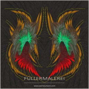rot-grüne Ableitung Phoenix Erwachen Axel Neumann